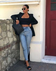 Cute Casual Outfits, Short Outfits, Chic Outfits, Summer Outfits, Fashion Outfits, Womens Fashion, Miami Outfits, Petite Fashion, Fashion Trends