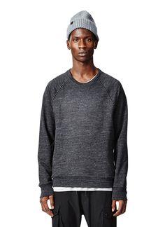 ISAORA   Field Sweatshirt