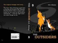 James McLarney Art: The Outsiders - Final Artwork Book Cover Art, Book Cover Design, Book Design, Book Art, Book Covers, 007 Casino Royale, Book Spine, Book Jacket, Book And Magazine