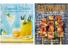 Eat Your Books, Boating Holidays, Fire Food, Summer Drinks, Skewers, Cooking Recipes, Yummy Food, Giveaways, Competition