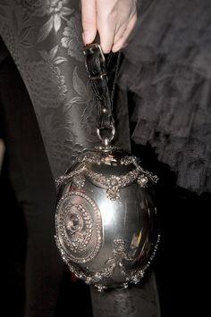 Alexander Mcqueen FW 2008, Faberge Egg Bag