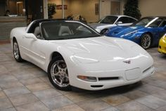 This one's been on eBay for a while.  Low milage (18k) and asking $26k. 2004 Corvette, Head Up Display, Corvettes, Chevy, My Style, Car, Cutaway, Automobile, Corvette