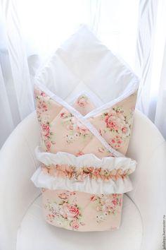 Купить Конверт на выписку - на выписку, бортики подушки, бортики в детскую кровать, бортики, бампер в кроватку