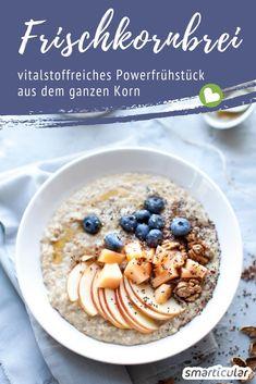 Quinoa Porridge, Fat Burning Detox Drinks, Dr Bruker, Food Categories, Healthy Diet Plans, Superfood, Clean Eating, Food And Drink, Tasty