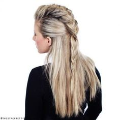 Fashion blogger and busy mama Abbey Smith always makes time for a pretty updo and her Instagram account @twistmepretty is totally hair-tastic. #Hairstyles #Beauty