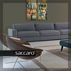 Saccaro #desing #hábitat #decor #armchair #furniture