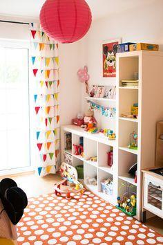 www.vertraute-welt.de Kidsroom Idea Kinderzimmer Ideen IKEA