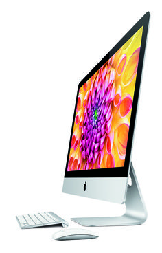 "New 27"" iMac - Happy to say we just ordered 2 for the Officers of our company.  AND....we just received 10 new 21"" iMacs for our training lab!  Good for students too!"