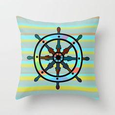 #pillow #sailing @society6