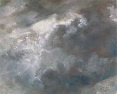 Image result for how to draw clouds like constable
