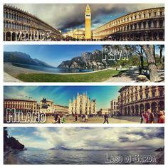 Panorama ideas Italy*