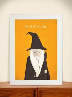 O SENHOR DOS ANÉIS: Gandalf
