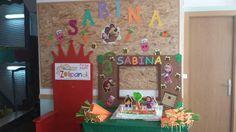 decoracion cumpleaños masha y el oso