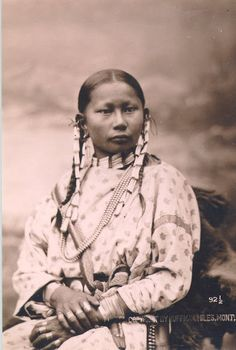 Spotted Fawn - Northern Cheyenne - 1878