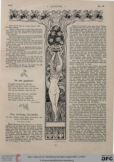 Jugend: Münchner illustrierte Wochenschrift für Kunst und Leben (2.1897, Band 2 (Nr. 27-52))