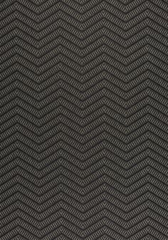 MATARI CHEVRON, Black, W80638, Collection Pinnacle from Thibaut Fabric Textures, Textures Patterns, Tile Patterns, Fabric Patterns, Etnic Pattern, Linear Pattern, Pillow Texture, False Ceiling Design, Pillow Fabric
