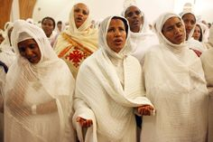 Ethiopian Orthodox Church celebrates Easter | Picture This | The Seattle Times