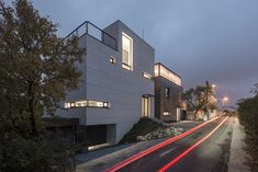 Two Buildings / Compass Atelier