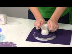 ▶ Tutorial and Review - Martha Stewart Crafts Circle Edge Punch Starter Set - YouTube