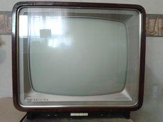televisor blanco y negro Philips