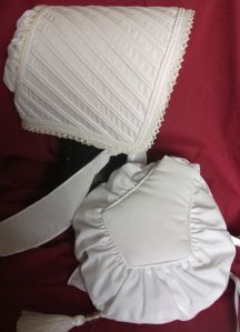 Reticule & Bonnet 001