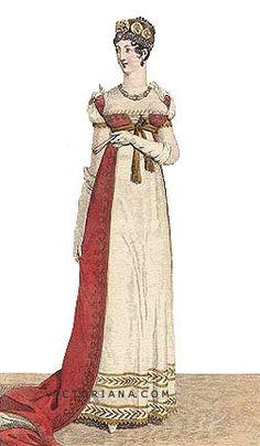 fashion plate 1812 - Google Search