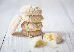 Biscottini limone e mandorla | il cavoletto di bruxelles | Bloglovin'