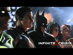 Infinite Crisis - What Do You Fight For?