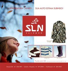 Email MKT / varejo SLN designer: Priscila Áquila