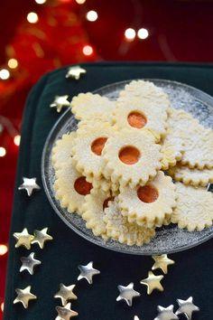 Linzer cukor- és gluténmentesen recept - Kifőztük, online gasztromagazin Healthy Cake, Winter Food, Diabetic Recipes, Paleo, Food And Drink, Low Carb, Gluten Free, Sweets, Snacks