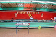 Bangkok Chinatown Buddha Tempel, Bangkok, Basketball Court, Chinese Buildings, Tours, Tips