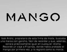Significado logo MANGO