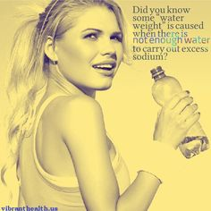 Drink water :) Water Weight, Drink More Water, Eat Right, Drinking Water, Healthy Living, Healthy Life, Eating Well, Healthy Lifestyle, Good Food