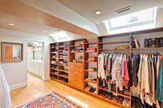 Master Bedroom, Closet, Home Decor, Master Suite, Armoire, Decoration Home, Room Decor, Master Bedrooms, Cupboard