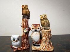 @Katie Schmeltzer kraig {vintage Little Owl Collection} cuteness :)