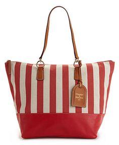 Dooney & Bourke Handbag-love the stripes
