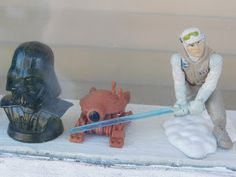 my life on the e-list: the sofl snapshots: darth vader & luke