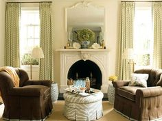 Neutral Living Rooms - Decorating with Neutrals - Good Housekeeping