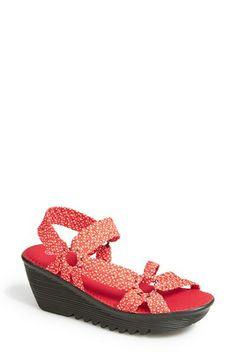 bernie mev. 'Crystal' Slingback Wedge Sandal | Nordstrom