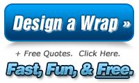 Have you ever wanted to design your own custom car wraps? With the help of Custom Car Wraps, now you can! Designing your own car wrap can save you hundreds