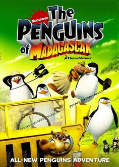 The Penguins of Madagascar (TV Series 2008- ????)
