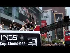 MayorsManor RAW: LA Kings Stanley Cup Parade