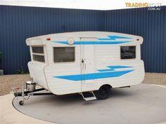 1970 Viscount Caravans in South Australia Vintage Campers For Sale, Viscount Caravan, Old Campers, Librarian Chic, Caravans For Sale, Vintage Caravans, Rvs For Sale, South Australia, Motorhome