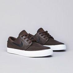 Nike SB Stefan Janoski L Baroque Brown   Black 8ff766c2ca9bc