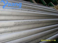 316Ti/321/304 SS Seamless Tubing GOST 9941-91, DIN 17456 EN10216-5_Zhejiang Yaang Pipe Industry Co., Limited