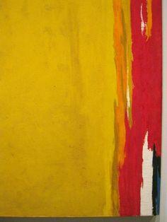 Clifford Still's Untitled, 1951