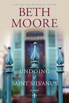 I love this book!!! The Undoing of Saint Silvanus by Beth Moore https://www.amazon.com/dp/1496416473/ref=cm_sw_r_pi_dp_x_CiZ5xbJCM1NSV