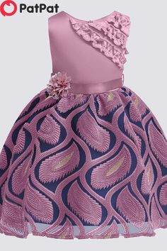 Stylish Kids, Playing Dress Up, Textile Design, Kids Girls, Toddler Girl, Kids Outfits, High Waisted Skirt, Party Dress, My Style