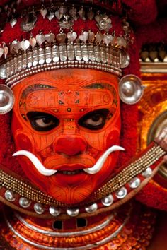 The Theyyam artists of Kerala | The Ra.Sa Initiative