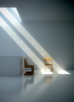 Sunlit Chairs